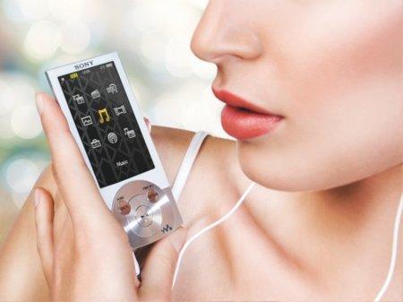 Sony actualiza el diseño de sus Walkman
