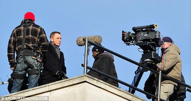 'Skyfall, la nueva película de James Bond'