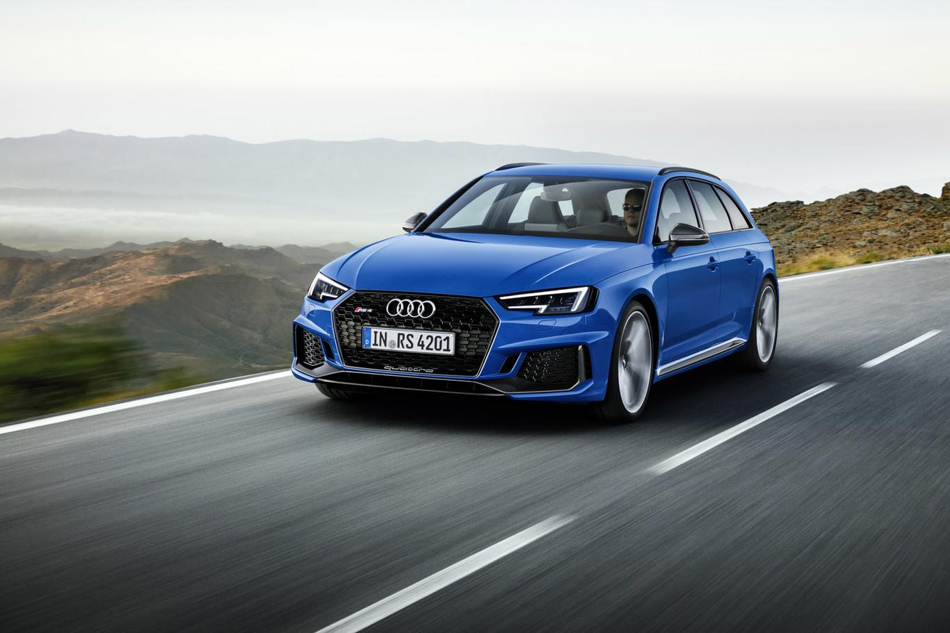 Audi Sport prepara cinco nuevos modelos de aquí a 2020