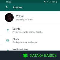 Nuevos ajustes de WhatsApp: qué cambia en cada uno de los menús de configuración para Android