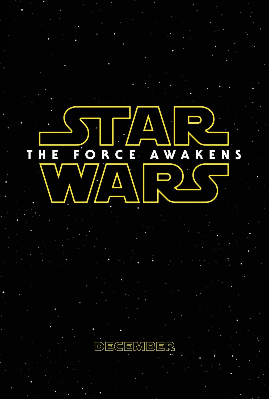Foto de 'Star Wars: El despertar de la fuerza', todos los carteles del Episodio VII (1/18)