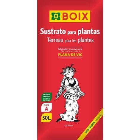 Sustrato para plantas