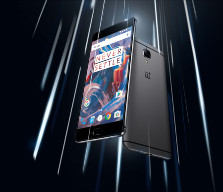 Descarga los wallpapers del OnePlus 3