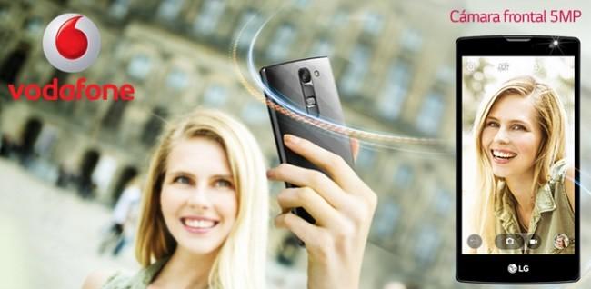 Precios LG G4c con tarifas Vodafone