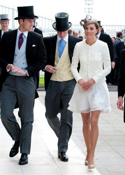 Definitivamente el príncipe Guillermo y Kate son la pareja de moda de este año, se lo han ganado