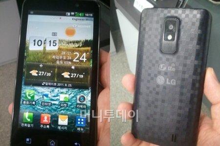 LG LU6200 en imágenes, podría llamarse LG Optimus LTE