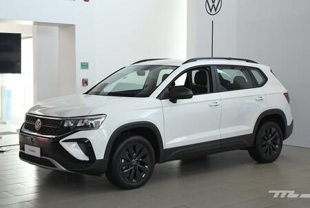 Volkswagen Taos Mexico Versiones 2