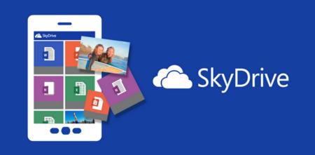 Lista la aplicación de SkyDrive para Android