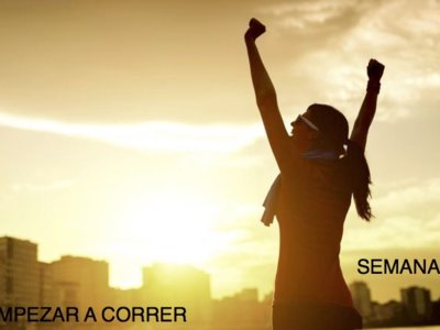 Entrenamiento para empezar a correr: semana 5