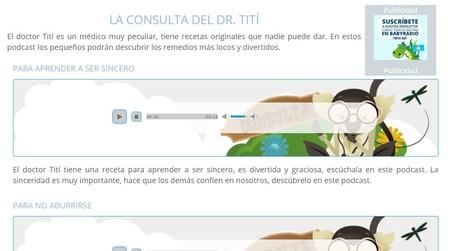 Podcats Ninos Consulta Dr Titi