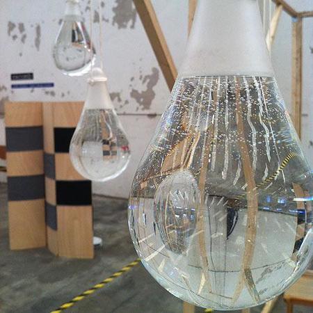 Una solución muy decorativa para acabar con moscas y mosquitos
