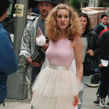 Sarah Jessica Parker nos recuerda el poder del icónico tutú de Carrie Bradshaw en 'Sexo en Nueva York'