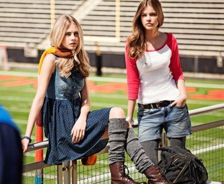estilo preppy hm otoño 2011