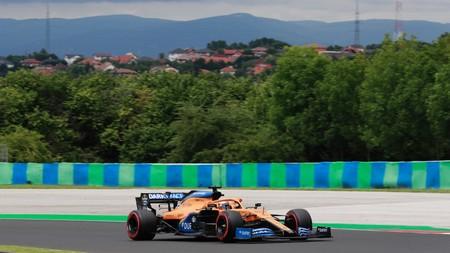 Sainz Hungria F1 2020