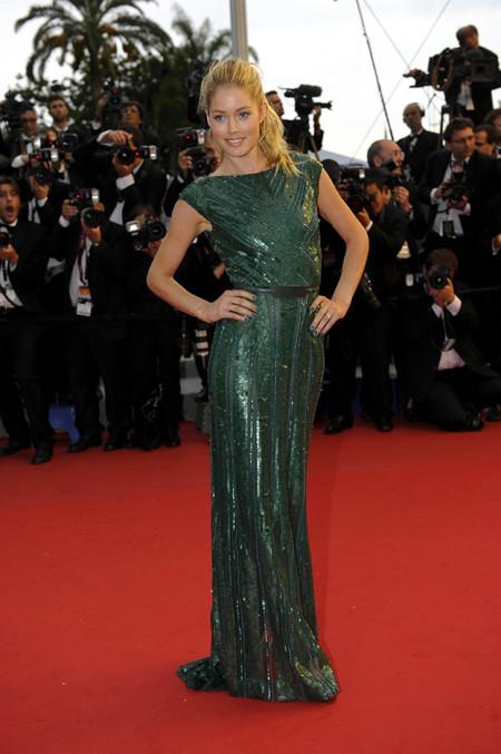 Doutzen Kroes Festival Cannes 2012 Elie Saab