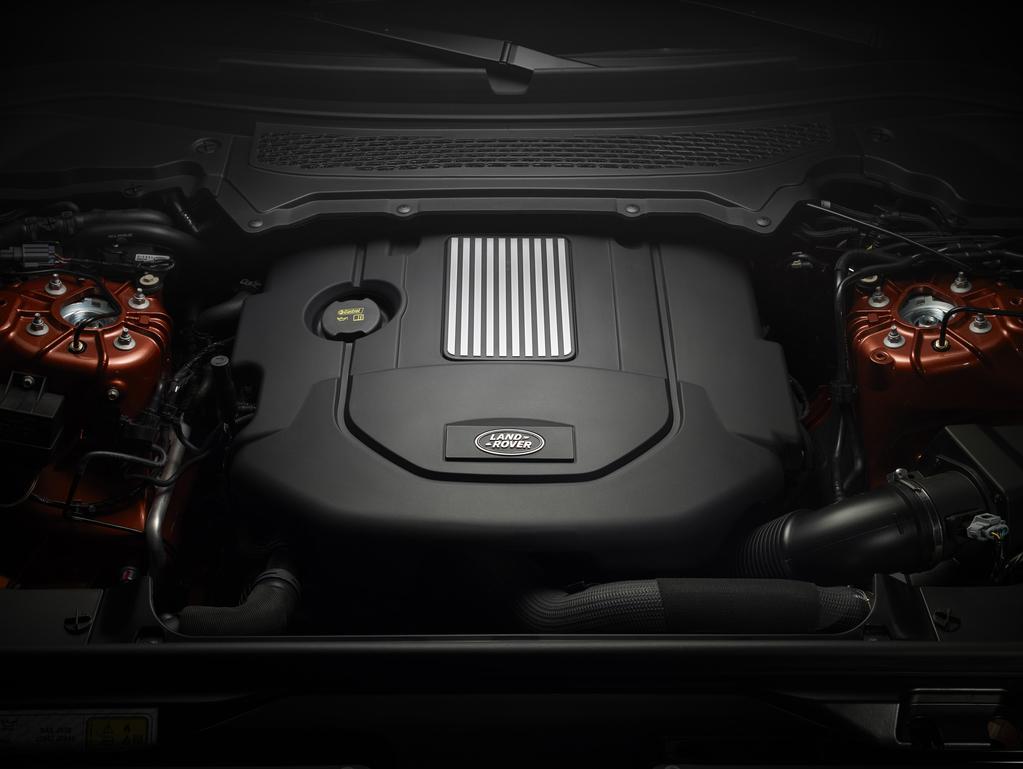 Foto de Land Rover Discovery (28/28)