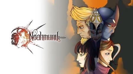 Noahmund, el RPG del estudio español Ábrego, nos invita a ver su mecánica a través de un nuevo gameplay