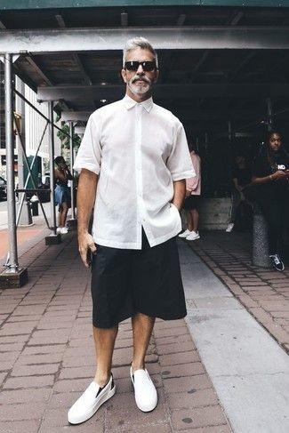 El Mejor Street Style De La Semana Blanco Y Negro Combinacion Triunfante 2020 Trendencias Hombre 09
