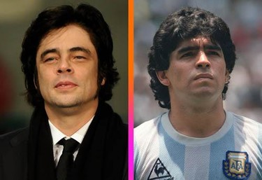Benicio del Toro se meterá en la piel de Maradona