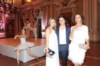 Olivia Palermo meets Nati Abascal, duelo de divas en Italia con Aquazzura