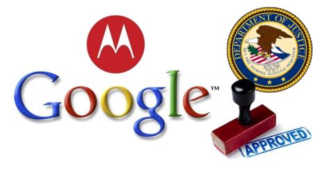 El Departamento de Justicia de EEUU también aprueba la compra de Motorola por parte de Google