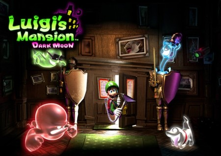 Nuevo y revelador vídeo de 'Luigi's Mansion: Dark Moon'