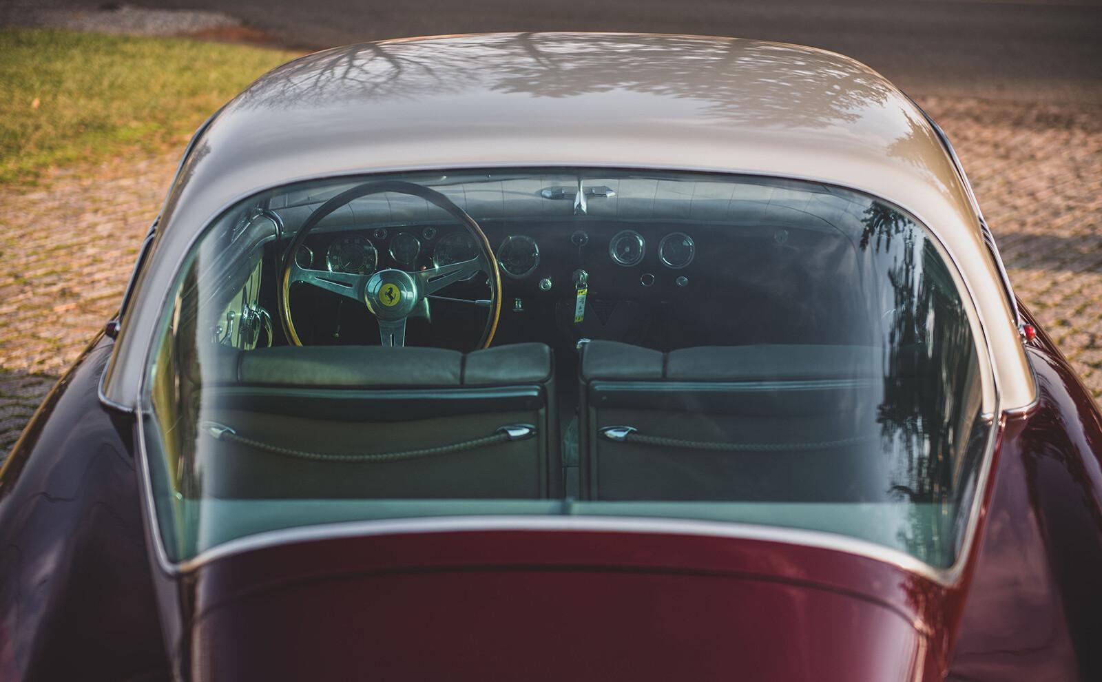 Foto de Ferrari 375 America Coupe Vignale (1954), a subasta (11/16)