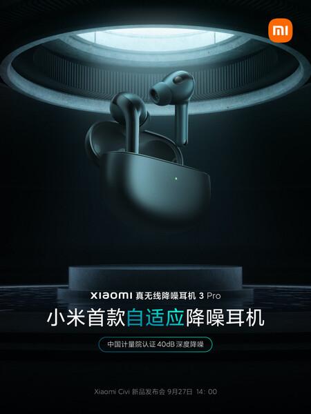 Xiaomi Headphones 3 Pro 1
