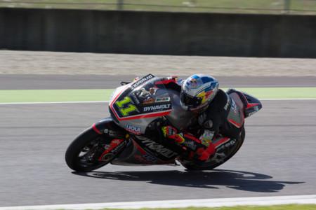 Sandro Cortese Intactgp Moto2 2016
