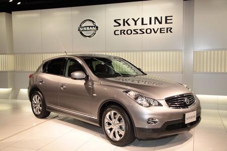 Nissan Skyline Suv Coupe 3