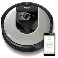 Otro robot aspirador en oferta hoy en Amazon: el Roomba i7156, está rebajado en 130 euros hasta los 619