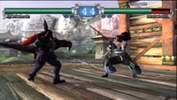 Mitsurugi y Nightmare reparten sablazos en este vídeo de 'Soul Calibur II HD Online'