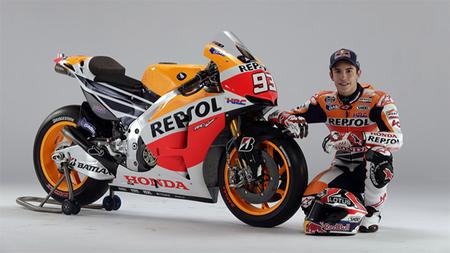 Galería del Repsol Honda Team 2013