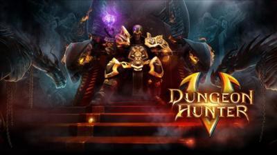 Dungeon Hunter 5 llega a Android, la nueva entrega de la legendaria saga RPG de acción de Gameloft