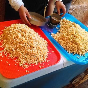 Escamoles, la mantequilla prehispánica de México. Historia y cómo se preparan