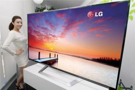 Tu estás pensando en un televisor 4K pero LG ya prepara su modelo 8K para 2015