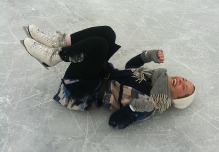 soraya patinando 2