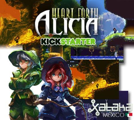 Heart Forth, Alicia: Un excelente RPG mexicano al estilo de los 90's