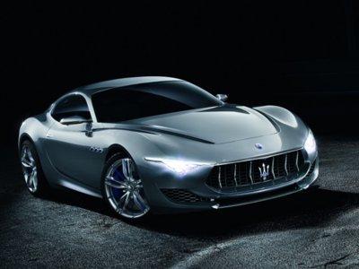 FCA planea electrificar a Maserati y a FIAT en el futuro cercano