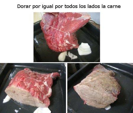 Dorar carne