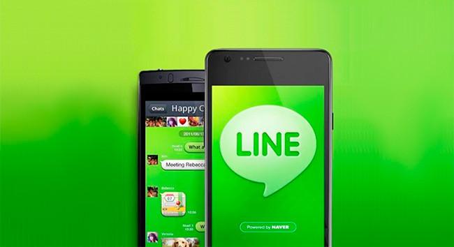 Las pegatinas y las compras in-app funcionan: Line ingresó 100 millones de dólares en tres meses