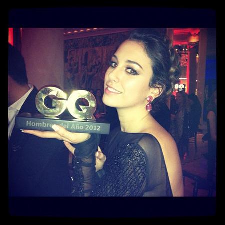 Blanca Suárez Premios GQ
