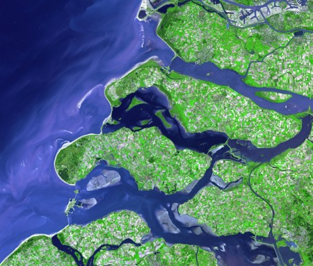 Holanda Diques