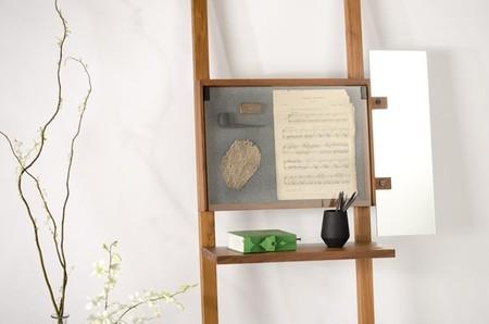 Stilleven, un pequeño mueble de almacenaje en el que guardar los recuerdos más valiosos