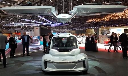 En un trayecto de 5 km el coche volador emite seis veces más CO₂ que un eléctrico del pozo a la rueda, según un estudio