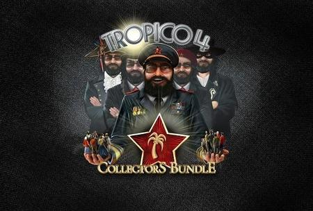 Tropico 4 Collectors Bundle a un precio especial en Bundle Stars