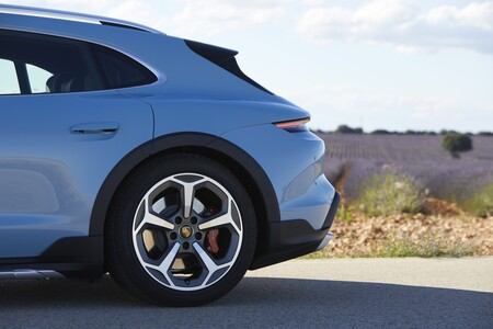Porsche Taycan Cross Turismo Prueba Contacto 35