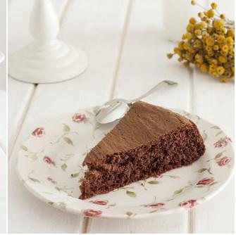 Receta de torta de chocolate, muy liviana y esponjosa