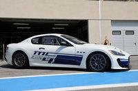 Debuta el Maserati GranTurismo MC GT4