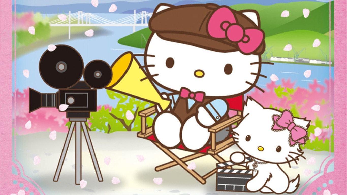 pretty nice ccdde 517ba  Hello Kitty  salta a Hollywood con su primera película en inglés